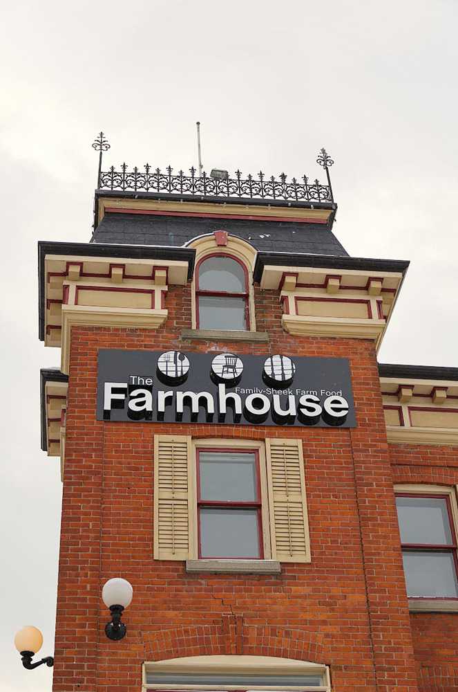 The Farmhouse Restaurant Barrie Weddings Events Food Drinks Gallery 38