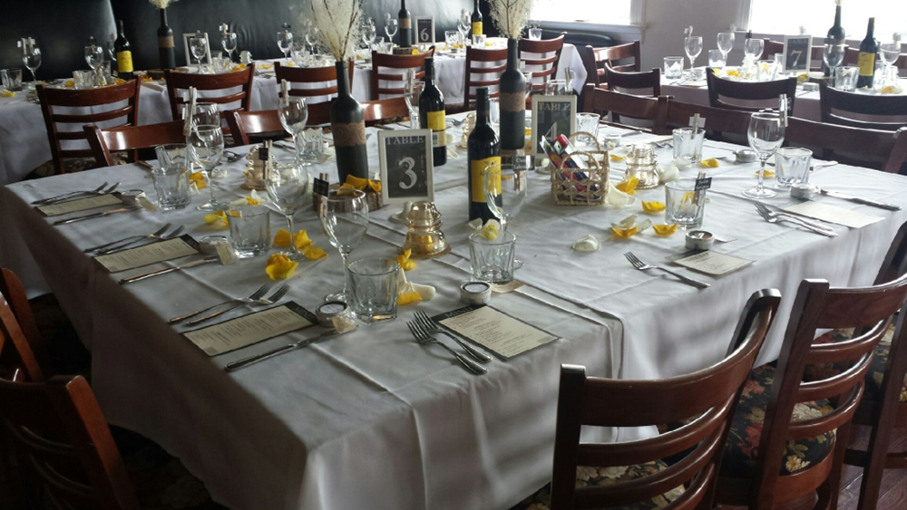 The Farmhouse Restaurant Weddings